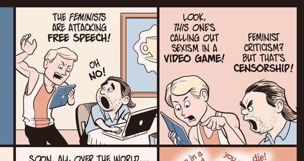 Free Adult Comics Blog