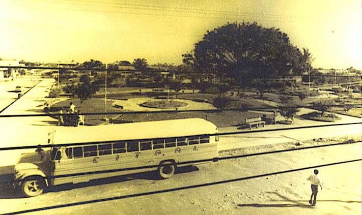 Parque Central 1975