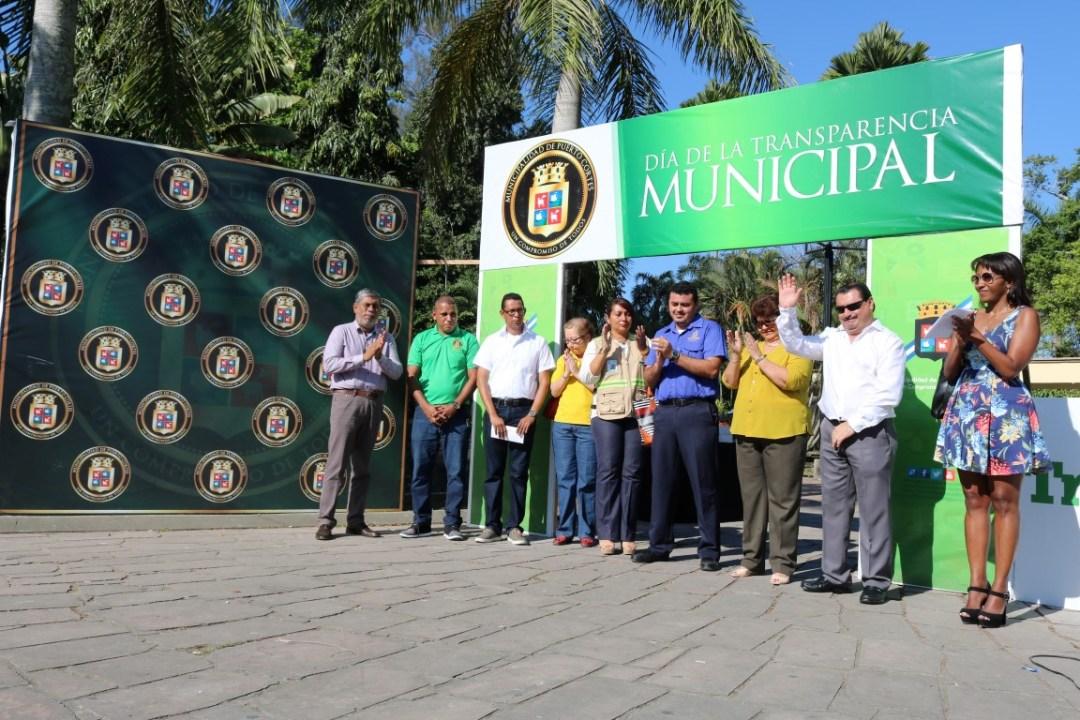 Dia de la Transparencia Municipal