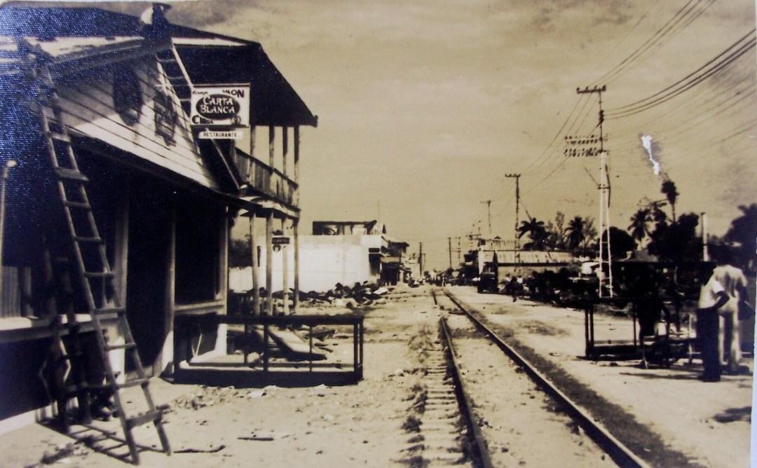 Puerto Cortes 1963
