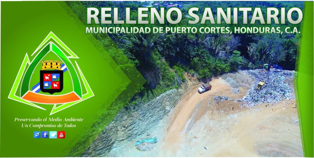 Relleno Sanitario Puerto Cortes