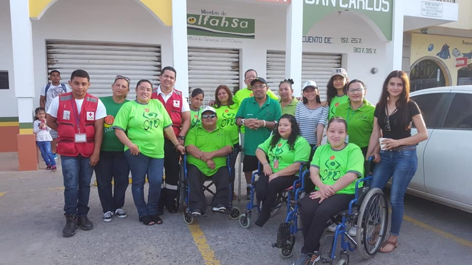 Torneo Nacional silla de ruedas Copan