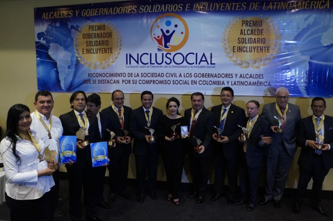 Premio a los Alcaldes mas Inclusivos de Latino America