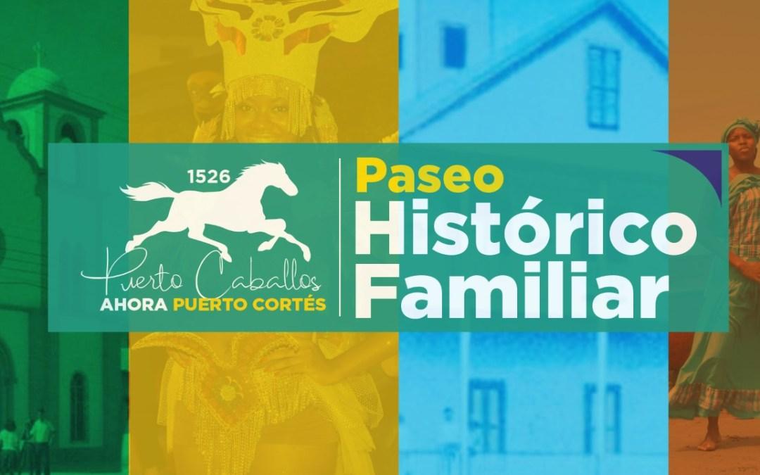 Este sábado 18  de mayo arranca el Paseo Histórico Familiar