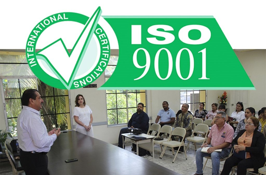 MuniPC busca certificarse ISO 9001.