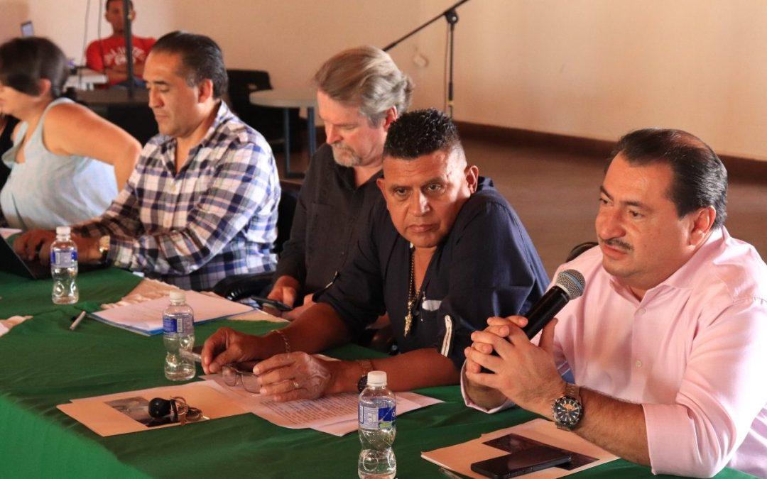 Alcaldes Coordinadores de PMIAJ se reunieron en Santa Rosa de Copán.