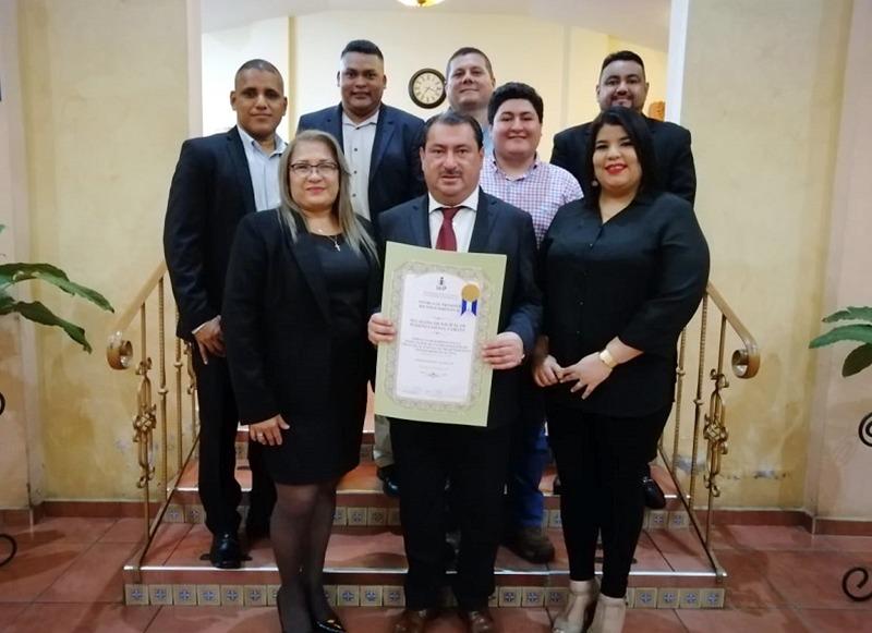 Nuestra gestión municipal recibió por sexto semestre consecutivo el Reconocimiento por alcanzar el 100% en Transparencia.