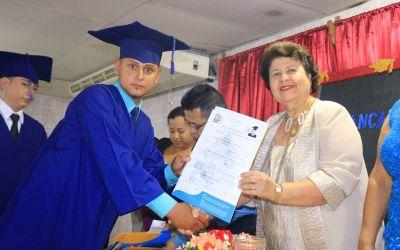 Graduamos 36 Nuevos Profesionales en BCH.