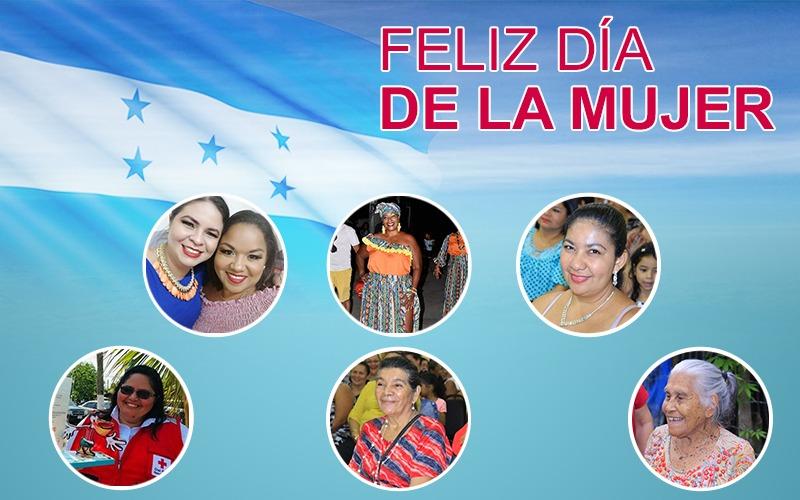 Felicidades Mujeres.