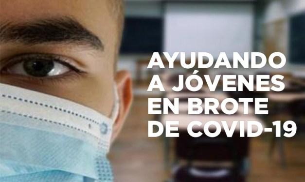 COVID-19; retos y oportunidades para jóvenes.