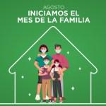 La pandemia de COVID-19 pone a prueba nuestras familias.