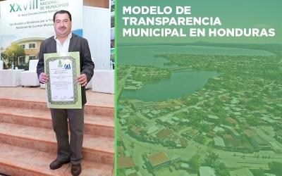 Puerto Cortés, modelo de transparencia municipal en Honduras.