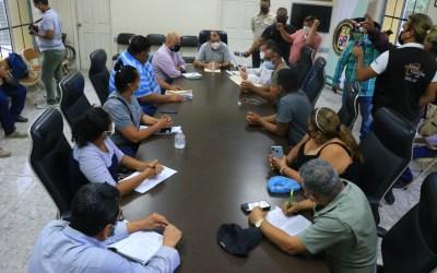 Líderes Comunitarios se oponen a socialización de proyecto Puente Alto Energy