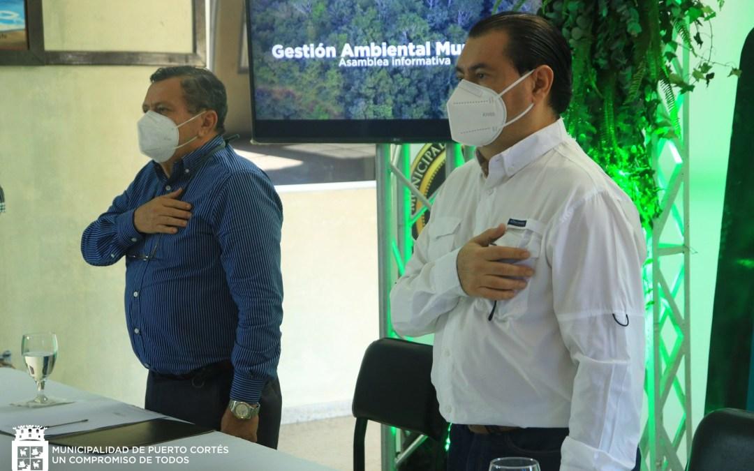 Asamblea Informativa de Gestión Ambiental Municipal