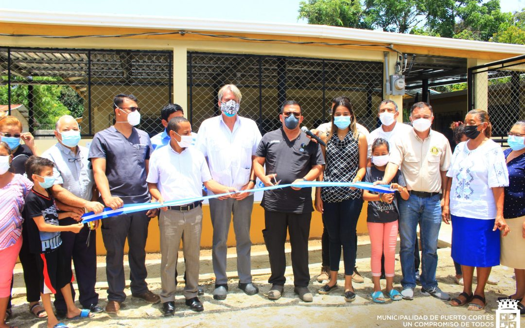 Entregamos Nuevas Instalaciones del Centro de Salud en Calán