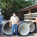 Realizamos entrega de materiales a las comunidades de Nola, Kele Kele, Manacalito y Guanacastales.