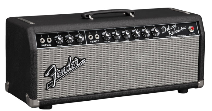 Vintage Fender Twin Reverb Amplifier Schematics