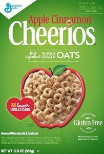 Apple Cinnamon Cheerios: