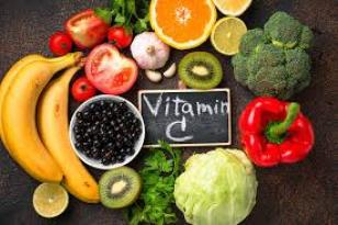 Vitamin C & E