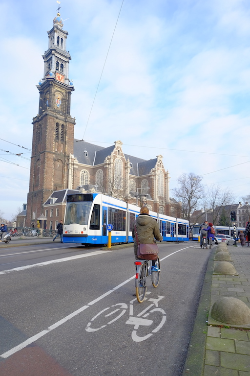 Amsterdam - Anne Frank House 9
