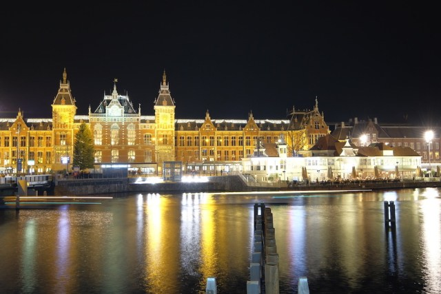 Amsterdam - Centraal Station 1