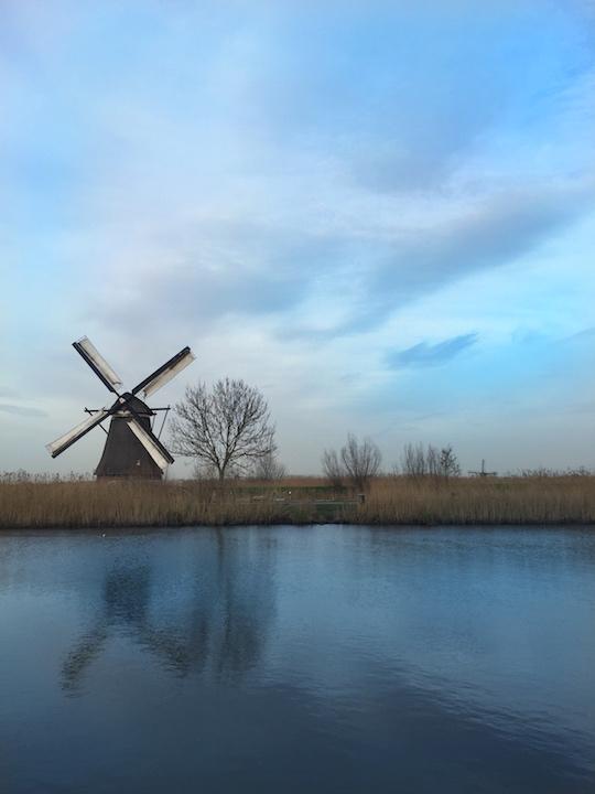 Amsterdam Kinderdijk 2