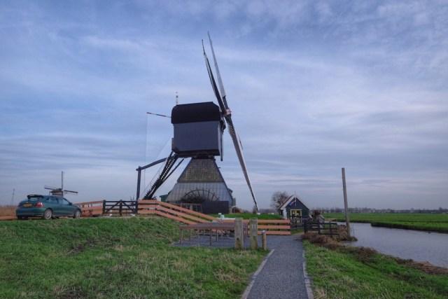 Amsterdam Kinderdijk 5