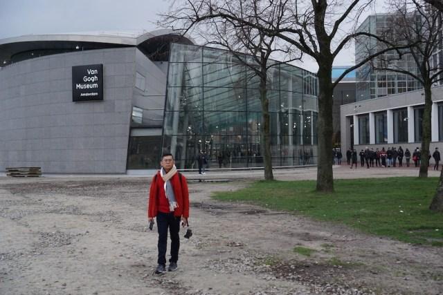 Amsterdam - Van Gogh Museum 2