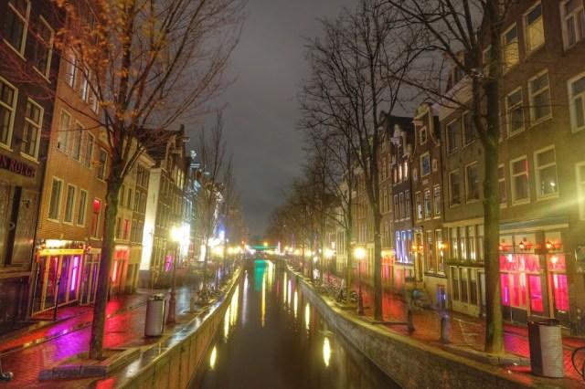 Amsterdam - Red Light District