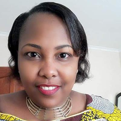 Ms Stella Gabriel - Amref Health Africa in Tanzania