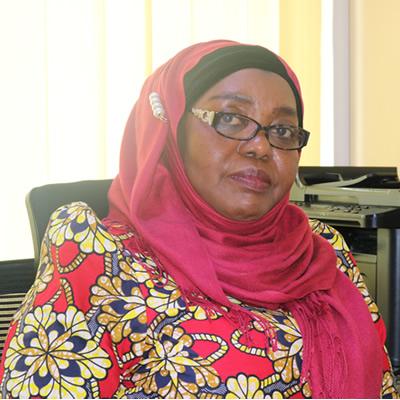 Ms. Asha Kisesa