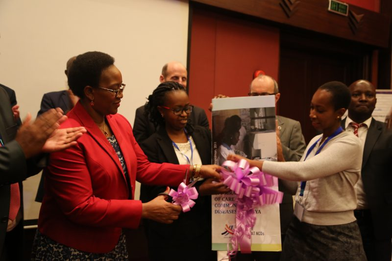 Amref Joins Health Stakeholders in Aligning NCDs to Universal Health Coverage agenda