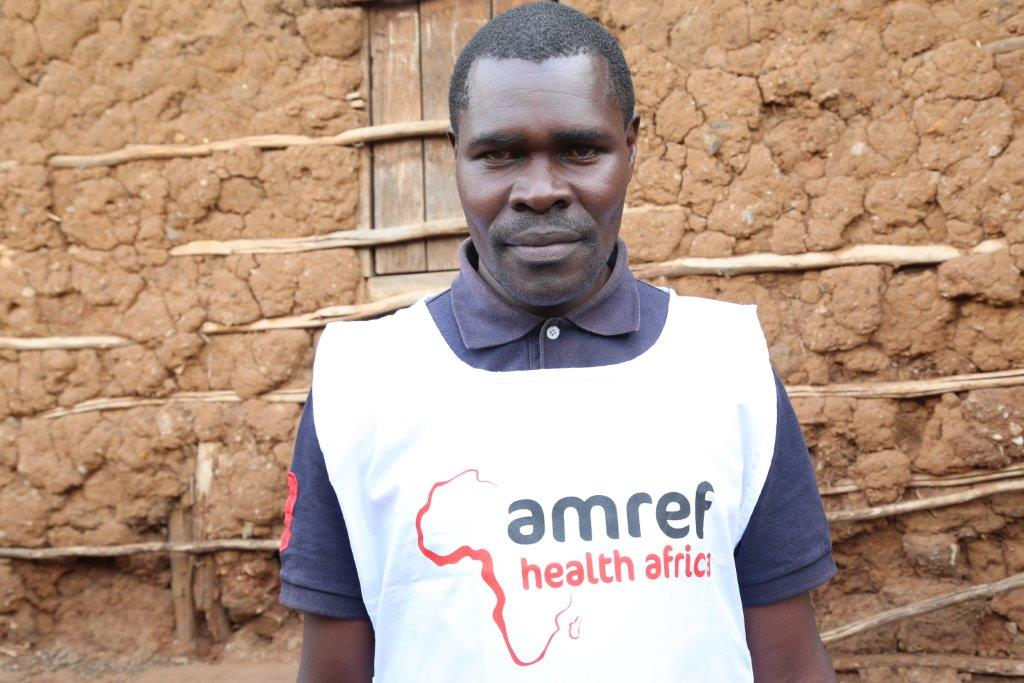 Peter Adoyo: kicking AIDS Out