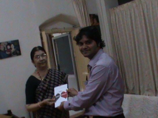 Dr. Meena R Chandawarkar, VC, Karnataka State Women's University, Bijapur