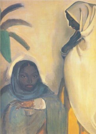 3. Two Women - 1935