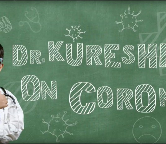Dr. Kureshi on Corona - Health Tips to Gain Immunity - Break The Chain