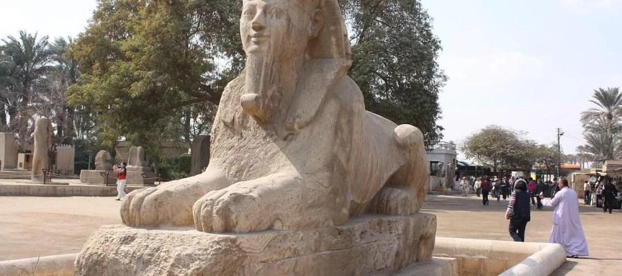 die Albaster Sphinx