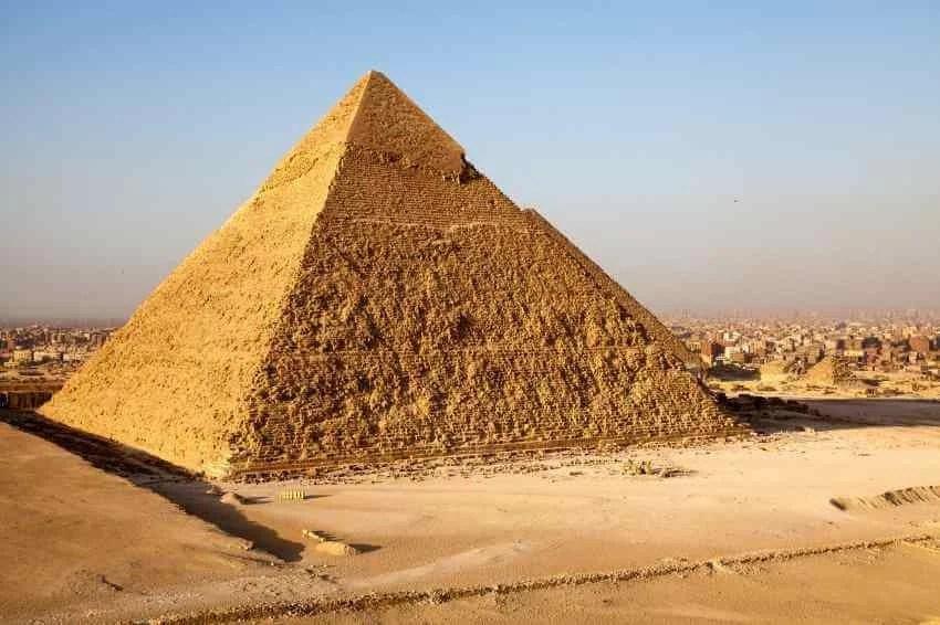 Hurghada zu Pyramiden mit Flug