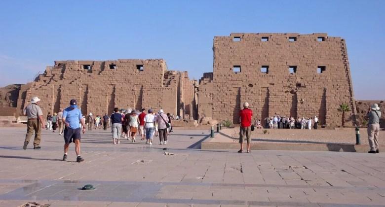 Ausflug von Hurghada nach Luxor