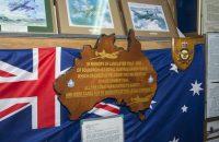En mémoire du crash à Felcourt d'un Lancaster de la RAAF