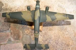 Maquette Junker-52