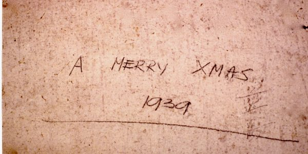 Merry Christmas 1939