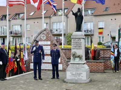 Le capitaine Bartje Knokaert et son adjoint ont repris le flambeau derrière Walter Veugen et Michel Knokaert décédés.