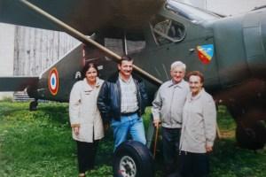 1ère viste de Jean-Marie MAUJEAN en 1998