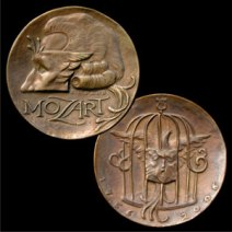 Mozart medal