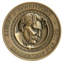 The Albert Schweitzer Leadership for Life Foundation Medal