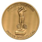 Atlantic Golf Club Medal
