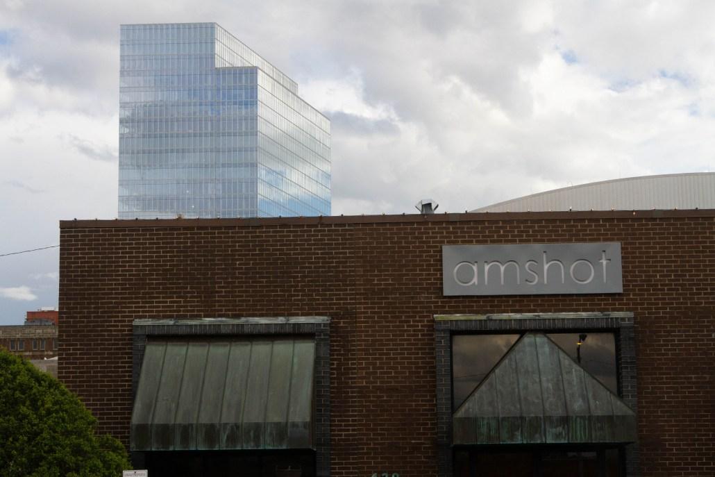 amshot front building