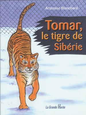 Tomar, le tigre de Sibérie