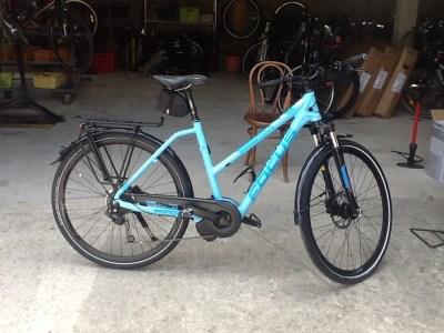 Focus electric bike